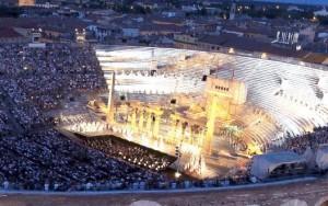 Arena di Verona, grande successo della lirica