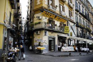 Mario Gennaro a Napoli, una città per sentirsi fotografo