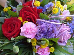 mazzo di fiori particolari