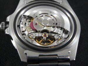 orologio meccanica