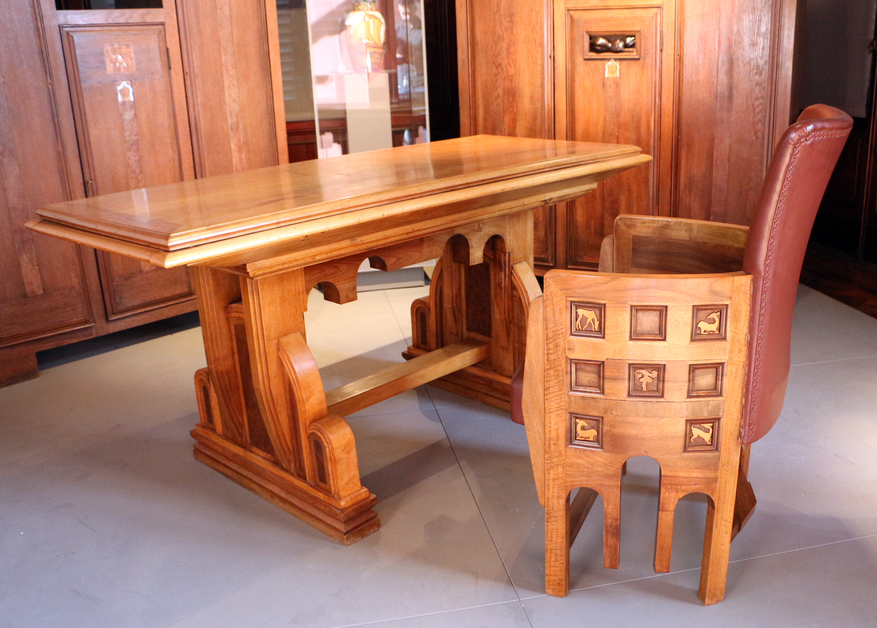 Costruire un tavolo in legno fai da te - Costruire un tavolo allungabile ...