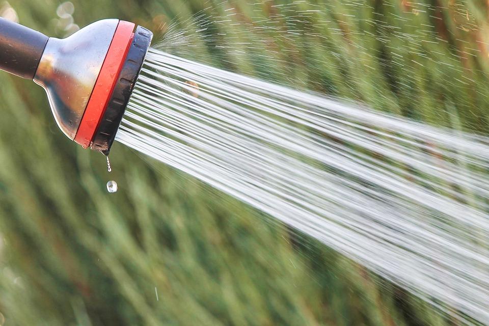 doccia giardino